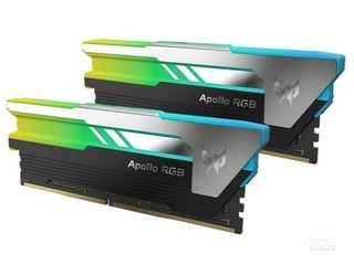 Acer 掠夺者 Apollo 32GB(2×16GB)DDR4 3600 B-Die颗粒