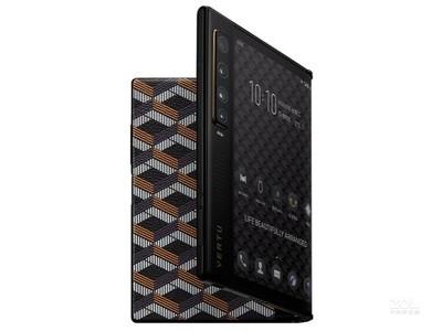 【新款上市】VERTU 纬图5G折叠屏手机威图双卡双待全网通老花款