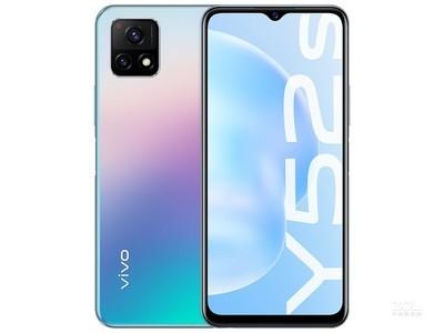 vivo Y52s t1版(8GB/256GB/全网通/5G版)6.58英寸大屏幕  2408x1080像素 4800万像素+200万像素  5000mAh大电池