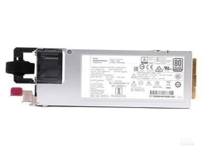 惠普 G10系列服务器冗杂电源(500W)