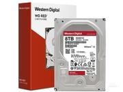 西部数据 红盘 8TB 5400转 64M SATA3(WD80EFAX)
