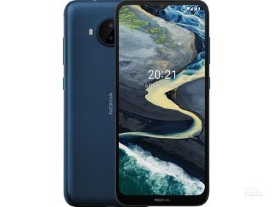 诺基亚 C20 Plus(3GB/32GB/全网通)6.5英寸  后置摄像头 800万像素+200万像素
