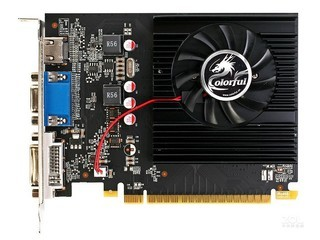 七彩虹GeForce GT710 黄金版-1GD3 V2