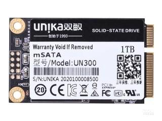 双敏UN300 mSATA(1TB)