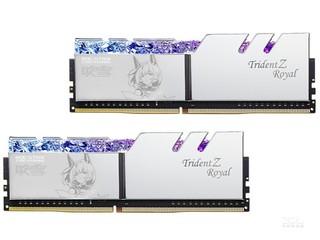 芝奇皇家戟吹雪联名款 32GB(2×16GB)DDR4 4000(F4-4000C18D-32GTRSS)