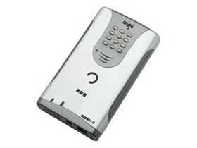 爱国者移动存储王III代数字安全型UH-P755(500GB)