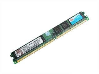 金士顿1GB DDR2 800(窄板)