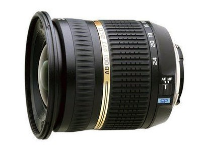 腾龙 SP AF10-24mm f/3.5-4.5 Di II LD Aspherical [IF](Model B001) 尼康NII卡口