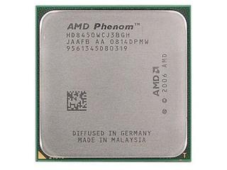 AMD 羿龙 X3 8450(散)