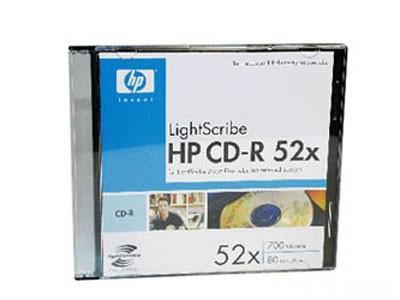 HP CD-R光盘单片装