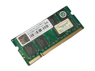 创见2GB DDR2 667(笔记本)