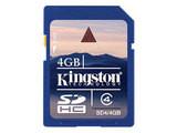 金士顿 SDHC Class4(2GB)