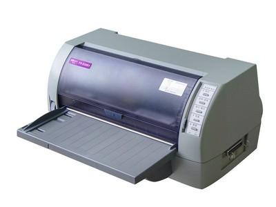 映美FP530K+打印机安装之后没法打印