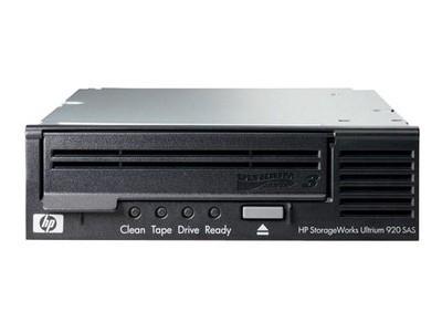 代理行货 HP StorageWorks Ultrium 920  LTO3  内置磁带机(EH841A) SAS接口