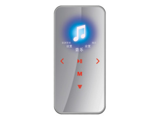 纽曼薄觉X0(4GB)
