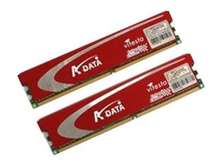 威刚2GB DDR2 1066+ (极速红龙 老款)