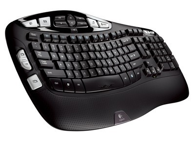 罗技 K350键盘