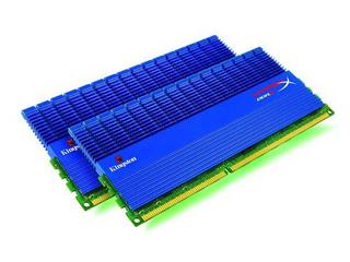 金士顿8GB DDR3 2133骇客神条(KHX2133C9AD3T1FK4/8GX)