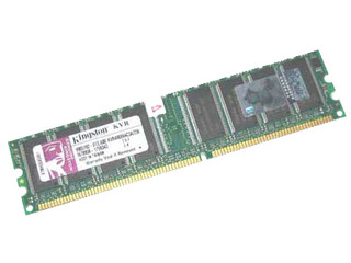 金士顿512MB DDR 400