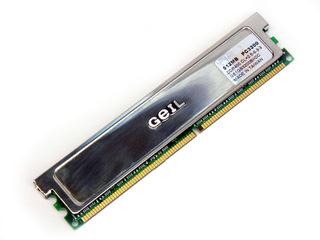 金邦512MB DDR400(白金-双通道)