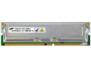 三星128MB RAMBUS PC800