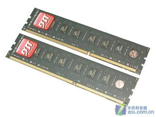 金邦4GB DDR3 1600(套装/黑龙系列)