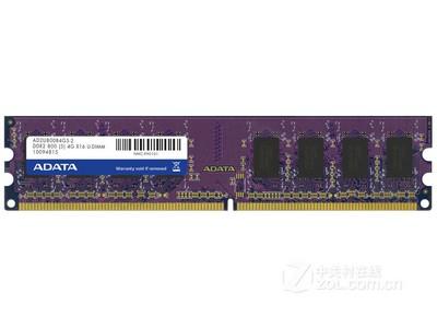 威刚 万紫千红 2GB DDR2 800