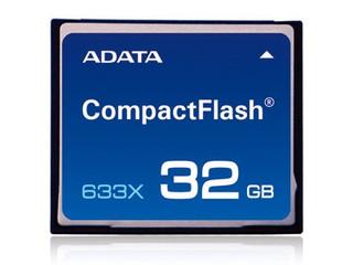 威刚CF卡 633X(32GB)