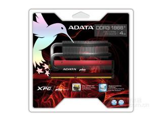 威刚4GB DDR3 1866+ V2.0(极速飞龙双通道)
