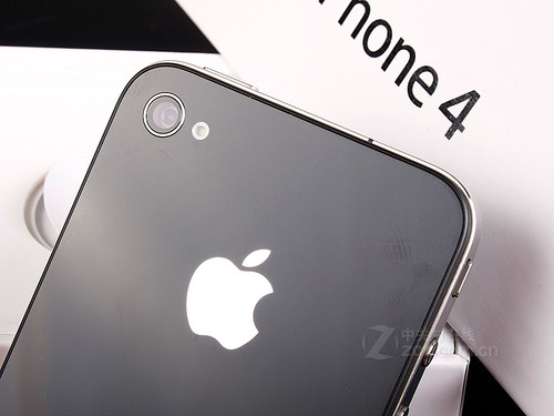 苹果 iPhone 4 黑色 细节图