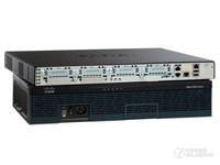 天猫正品 思科CISCO 2911/K9集成多业务路由器  现货 2个千兆口