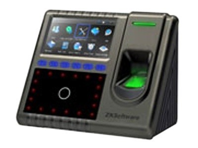 中控 iFace502面部指纹双重识别考勤机支持门禁功能