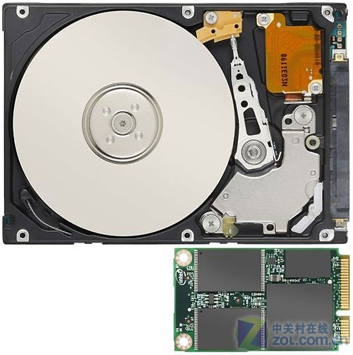 最小最快SSD Intel