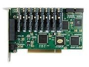 先锋音讯 四路电话语音卡[留言]XF-PCI/V4