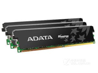 威刚12GB DDR3 1600G 游戏威龙三通道