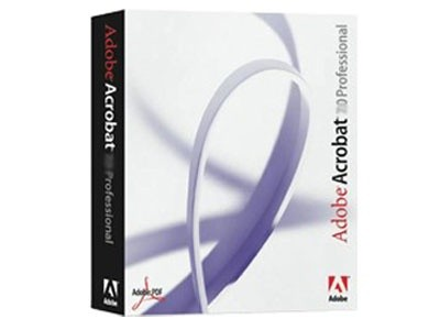 Adobe Acrobat 9.0标准版(中文版)