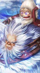 LOL英雄联盟雪人骑士努努全面分析解读