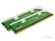 金士顿 4GB DDR3 1800骇客神条套装(KHX1800C9D3LK2/4GX)