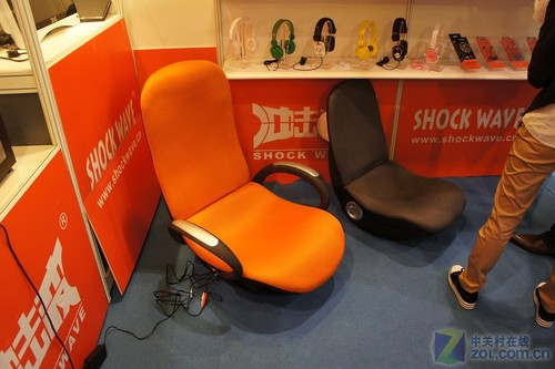是音箱还是沙发? 冲击波推出创意新品