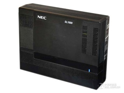 NEC SL1000(4外线,8分机)