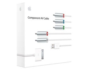 苹果Component AV线缆 MC917FE/A