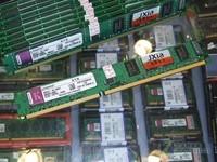 窄版PCB设计 金士顿2G/1333内存速测