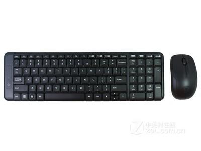 罗技 MK220键鼠套装