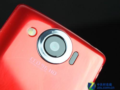 裸眼3D夏普SH8158U/LG Optimus 3D对比