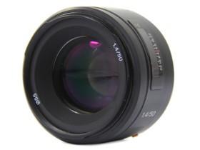 索尼50mm f/1.4(SAL50F14)