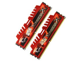 芝奇8GB DDR3 1600(F3-12800CL9D-8GBXL)