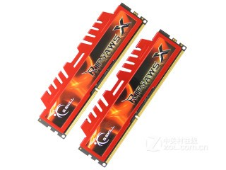 芝奇8GB DDR3 1600套装(F3-12800CL9D-8GBRL)