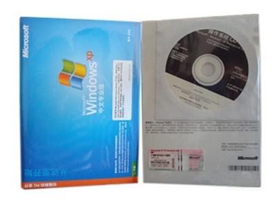 Microsoft Windows xp 中文专业版OEM FOR HP