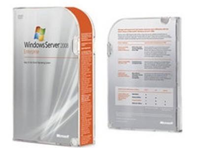Microsoft Windows server 2008 R1 标准版 5 Clt[简中]全套