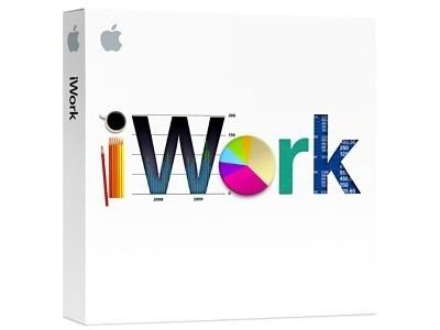 苹果 iWork